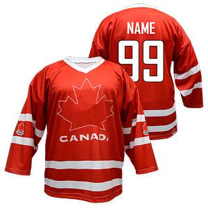 bf08f8602 Zahraničné reprezentácie - Canada hokejový dres červený - Fanshop ...